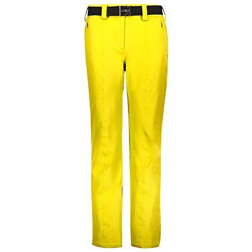 CMP Damen Skihose gelb 34
