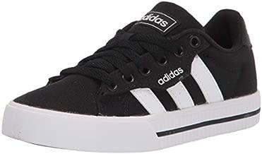 adidas Daily 3.0 Skate Shoe, Black/White/Black, 6 US Unisex Big Kid