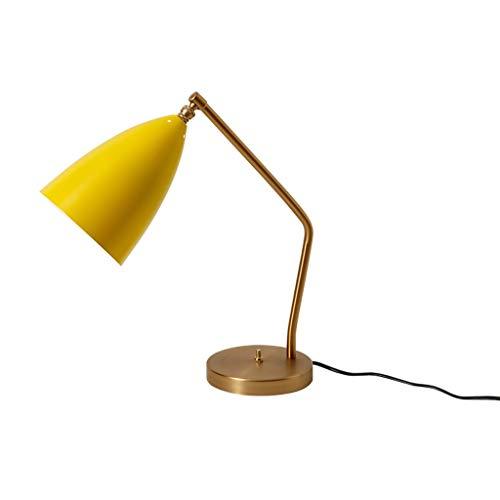 Oficina de lámparas de Escritorio Simple Lámpara De Lectura LED Dormitorio De La Lámpara Lámpara De La Mesita Escritorio, Muy Adecuado como Un Regalo For Los Amigos Lámpara de Escritorio de uñas