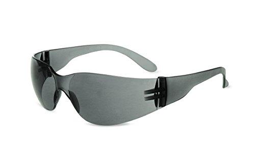 Honeywell XV108 Series Gafas de seguridad con montura gris, lente gris y sin revestimiento