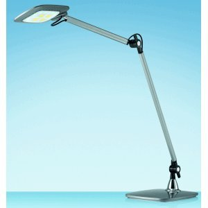 Hansa LED-Leuchte LED E-Motion silber
