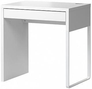comprar comparacion IKEA MICKE - Escritorio, blanco - 73x50 cm