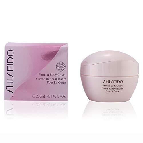 Shiseido Unisex-Erwachsene Crema Corporal Firming Body Cream 200ML, Neger, Estándar