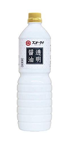 フンドーダイ 透明醤油 1000ml(1本)