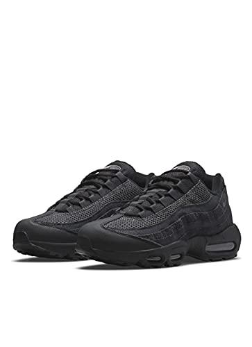 Nike Air MAX 95 OG, Zapatillas Deportivas Hombre, Black Iron Grey Off Noir Dk Smoke Grey, 48.5 EU