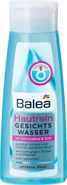 Balea Soft & Clear Anti-Pickel Gesichtswasser, 1 x 200 ml
