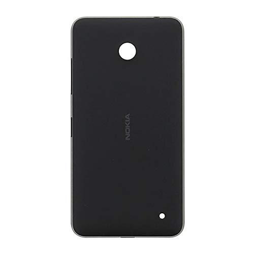 Cache Batterie pour Nokia Lumia 630 - Nero. Spedito in bulk senza confezione