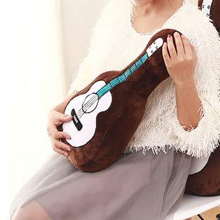 changshuo Stofftier 45cm Kreative Simulation Paar Gitarre Kissen Plüschtier Spielzeug Violine Puppe Kissen Mittagspause Kissen Sofa Schlafkissen Auto Dekoration De