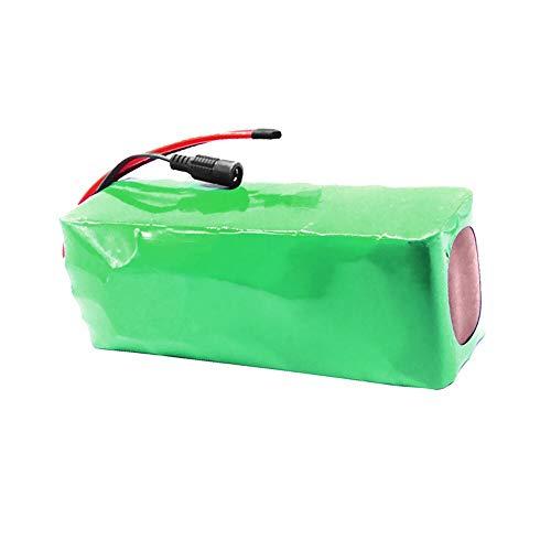 potente comercial bateria bicicleta 36v pequeña