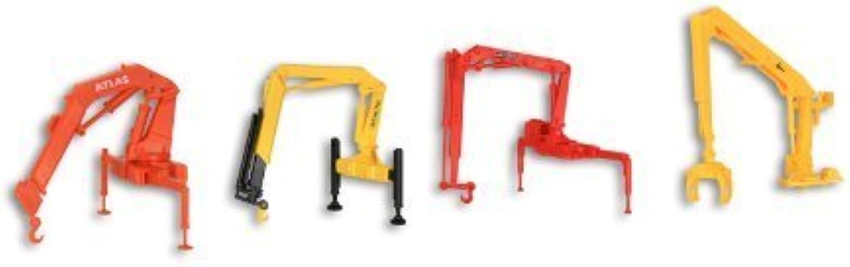K15705 Crane Set 4  by Kibri