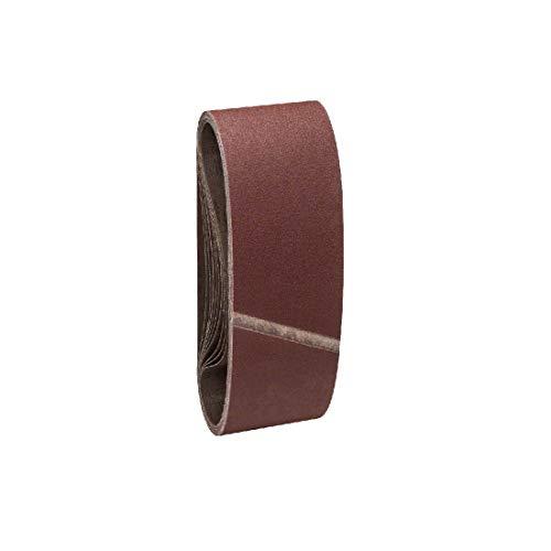 Bosch Professional Schleifband für Bandschleifer Holz und Farbe Best for Wood and Paint (10 Stück, Körnung 150, X440)