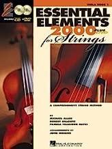 Essential Elements 2000 for Strings Plus Dvd: Viola