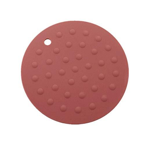 Sottobicchieri in silicone, tappetino flessibile, supporti per pentole, poggia cucchiaio, apribottiglie, pad da cucina (set di 4, colori assortiti)