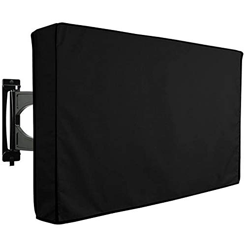 ELR Outdoor TV Cover 30 to 32 inches Screen Cover Resistant Water Protector...