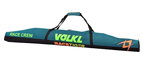 VÖLKL RACE SINGLE SKI BAG 195 cm Skitasche (fir green) Collection 2017