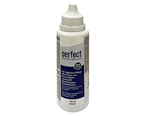 Perfect Aqua Plus Aufbewahrung 100 ml für formstabile Kontaktlinsen