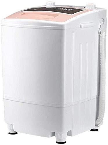 Qinmo Inteligente Lazy Lavadora de Zapatos Mini portátil Zapatos Lavadora 360 ° BLU-Ray ultrasónico Olor Eliminación Adecuado for Dormitorio de su casa (Color : White)
