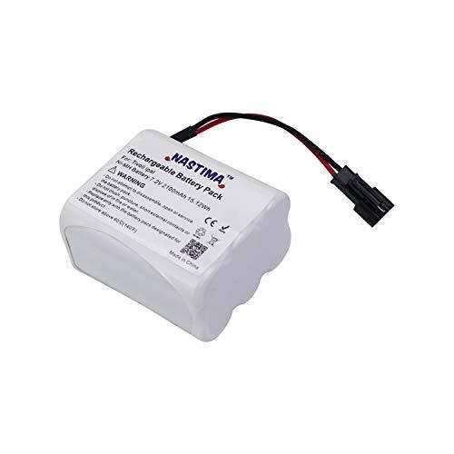 NASTIMA 7.2v 2100mAh batteria Ni-MH per Tivoli PAL/iPAL Radio (Adatto MA-1, MA-2, MA-3)