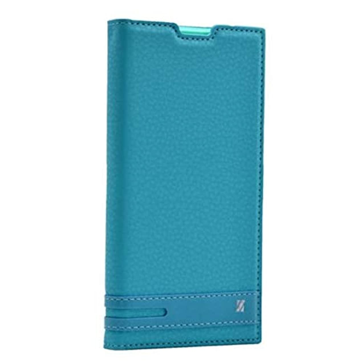 Teleplus for LG X Screen Magnet Lux Cover Case Turquoise