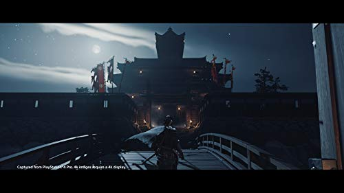 3187pV1pztL - Ghost of Tsushima Launch Edition - PlayStation 4