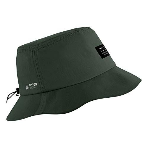 Salewa Hüte Fanes 2 Brimmed Uv Hat, Deep Forest, M/58, 00-0000027787