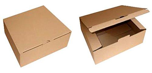 Karton Automatikkarton Warensendung-Karton 1-wellig 350 x 300 x 150 mm 40 Stück Frei Haus