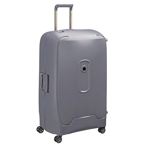 Delsey Paris Moncey Suitcase, 82 cm, 136 L, Grey