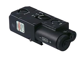 Steiner eOptics CQBL-1 Dual Function Aiming Laser Sight Black