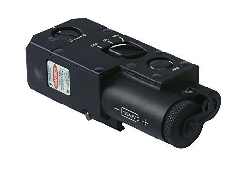 Steiner eOptics CQBL-1 Dual Function Aiming Laser Sight, Black