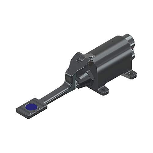 Grifo de Pedal para Agua Fría | Grifo de Pedal de Hostelería Para Montaje a Suelo | Pedal para de Agua Fría entrada y salida de ½ pulgada