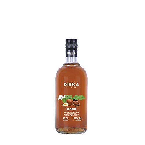 RISKA - Licor de Avellana 0,7 L