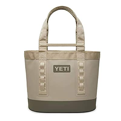 YETI Camino Carryall 35, All-Purpose Utility, Boat and Beach Tote Bag, Durable, Waterproof, Everglade Sand