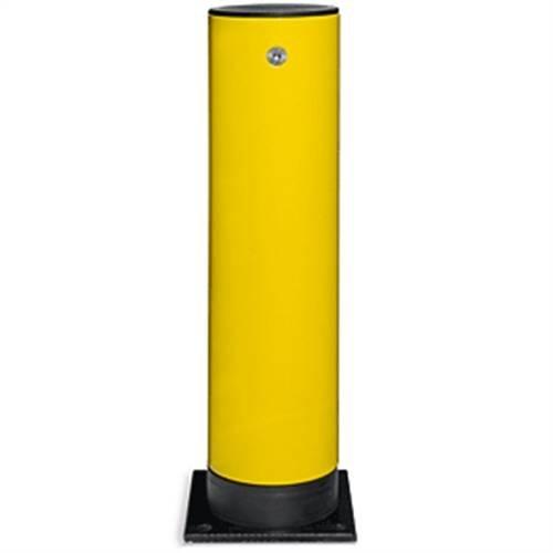 Rammschutz - Poller Swing, Inneneinsatz, Stahl, 65,5cm Höhe, Ø 15,9cm