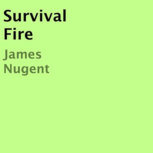 Survival Fire audiobook cover art