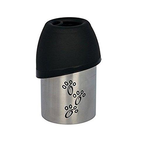 Trixie 24605 Flasche mit Trinknapf, Edelstahl/Kunststoff, 300 ml - 3