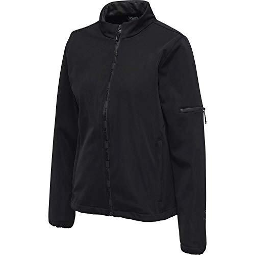 Hummel Damen Softshelljacke North 206686 Black/Asphalt XS