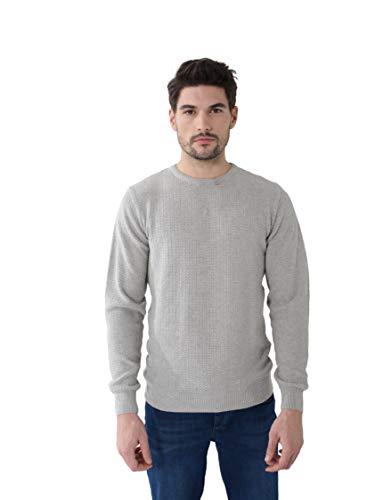 Steffen kleine trui met structuurpatroon heren nieuw