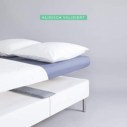 Withings Sleep Analyzer – Klinisch validierter Schlaftracker für unter die Matratze mit Schlafapnoe-Erkennung und Schlafphasenanalyse - 5