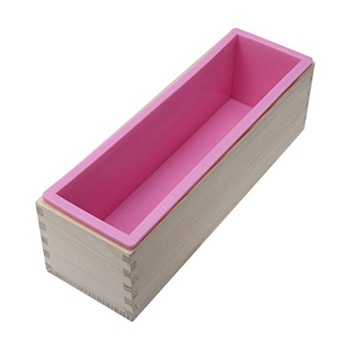 Caja de pan con tabla de cortar como tapa Ideal para guardar pan de forma ecol/ógica y con estilo color natural mDesign Panera de madera con pr/áctica ventana