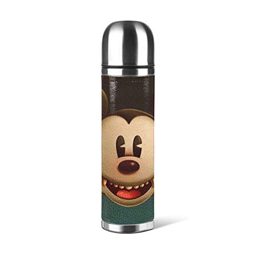 AEMAPE Taza de Agua de Mickey Mouse con Aislamiento al vacío de...