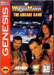 WWF WrestleMania The Arcade Game (Sega Genesis)