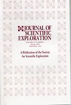 Journal of Scientific Exploration, Spring 2002 (Volume 16, No. 1)