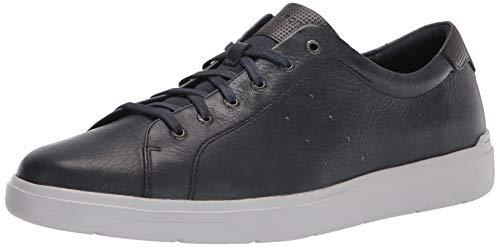 Rockport Men's Total Motion Lite Lace to Toe Sneaker, New Dress Blue , 10.5 medium US