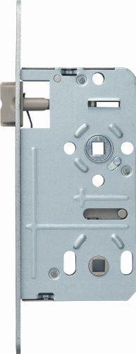 ABUS Tür-Einsteckschloss ES Bad Universal S silber 58292