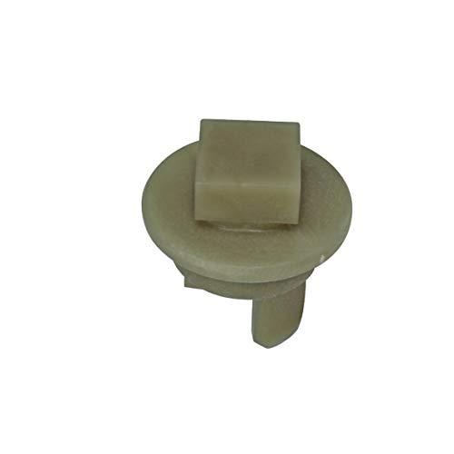 Kupplung Antriebswelle für Fleischwolf Küchenmaschine ORIGINAL Bosch Siemens 00418076 418076 auch Turmix Toastmaster passend in MUM5 MUM4 MFW MK MF