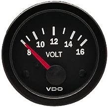 VDO 332-103D Voltmeter Gauge