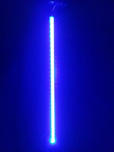 2 Pack BLUE Marine LED light strip 20 inch