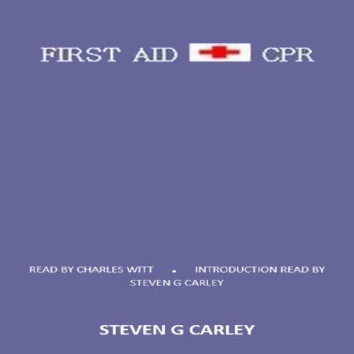First Aid & CPR cover art
