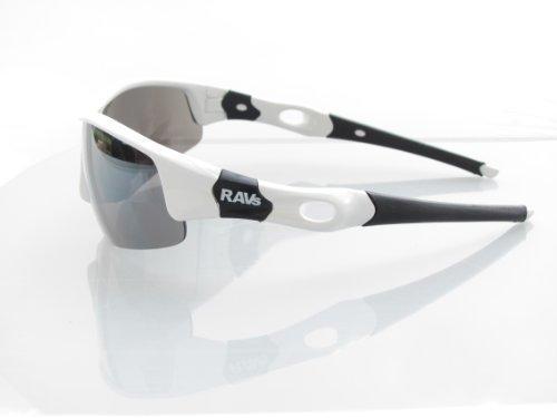 Ravs - Uni HIGH SPORTBRILLE Skibrille - RADBRILLE -Triathlon - Beach Volleyball - Extrem Kitesurf - Berg Gletscher -Sonnenbrille