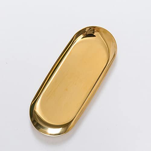 ABCSS Joyero Simple,pequeña Caja de decoración de cosméticos de Hierro,Muebles,joyería Creativa,decoración de Metal